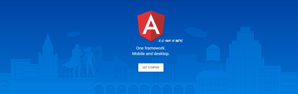 One framework. Angular 2